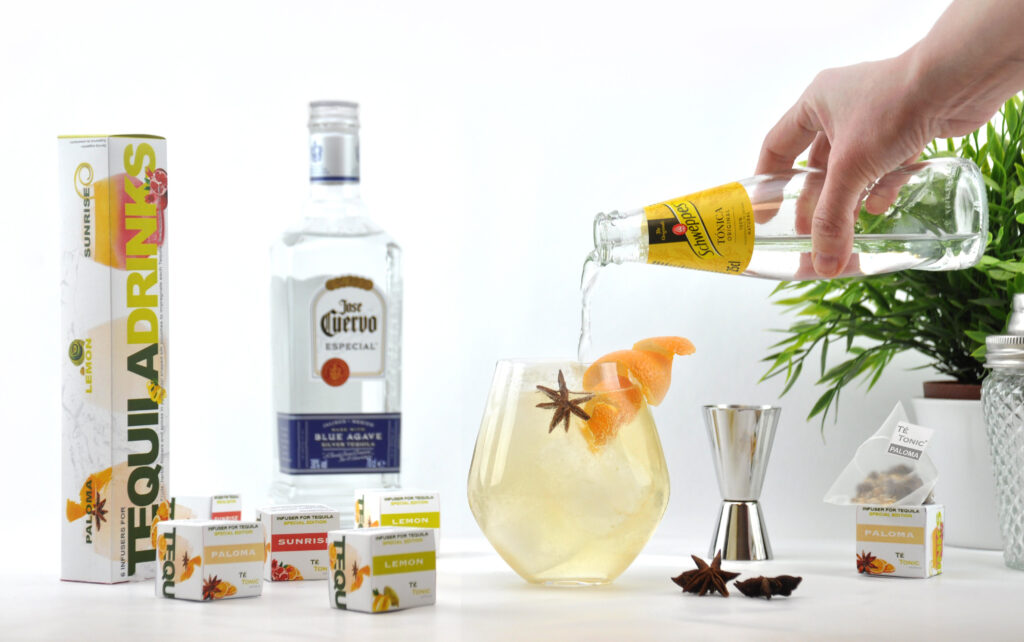 infusiones tequila